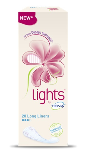 SALVASLIP LUNGO LIGHTS BY TENA LONG 20 PEZZI - Farmaunclick.it