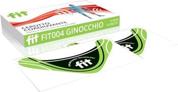 FIT CEROTTO ENERGETICO GINOCCHIO 8 CEROTTI - latuafarmaciaonline.it