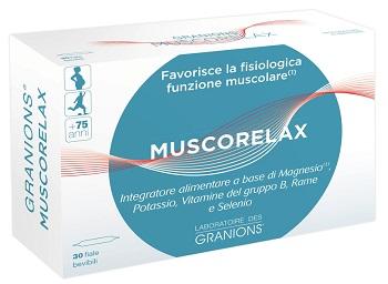 MUSCORELAX 30 FIALE BEVIBILI - Farmaseller