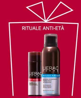 LIERAC HOMME ANTIRIDE+RASER - farmaciadeglispeziali.it
