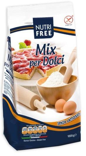 NUTRIFREE MIX DOLCI 1 KG - FARMAPRIME