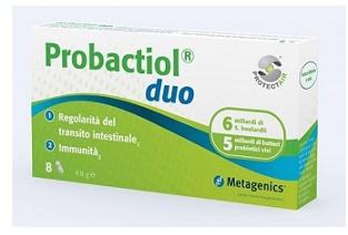 PROBACTIOL DUO 8 CAPSULE - Farmapage.it