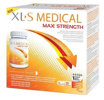 XLS MEDICAL MAX STRENGTH BIO OIL 120 CAPSULE + OLIO PROMO