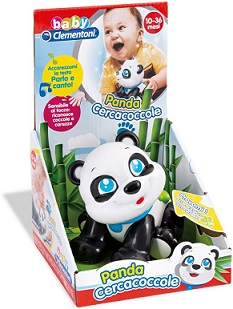 PANDA CERCACOCCOLE 10-36 MESI BABY - Antica Farmacia Del Lago