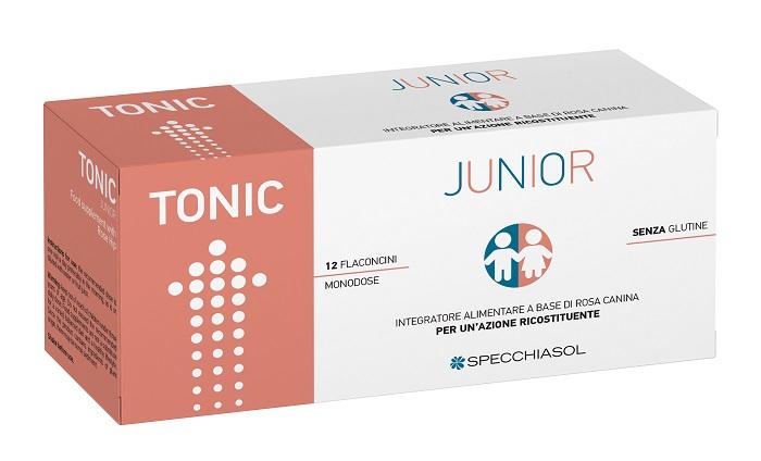 TONIC JUNIOR 12 FLACONCINI X 10 ML - Farmafamily.it
