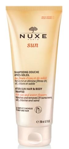 NUXE SUN SHAMPOOING DOUCHE APRES-SOLEIL 200 ML - Farmabellezza.it