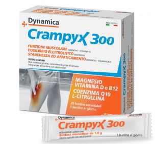 CRAMPYX 300 20 BUSTINE OROSOLUBILI - COSIMAX SRLS