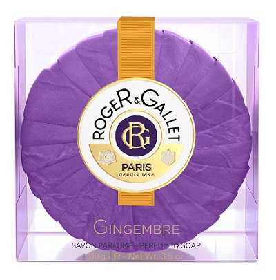 ROGER&GALLET GINGEMBRE SAPONETTA 100 G - Farmabenni.it