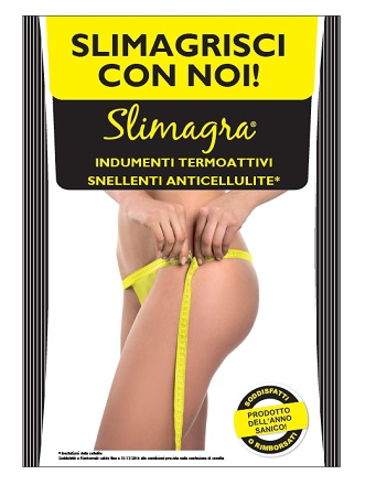 SLIMAGRA CORSARO NERO S - Farmaciacarpediem.it
