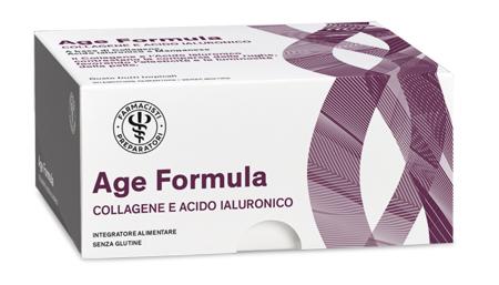 LFP AGE FORMULA COLLAGENE E ACIDO IALURONICO 20 FLACONCINI X 12 ML - DrStebe