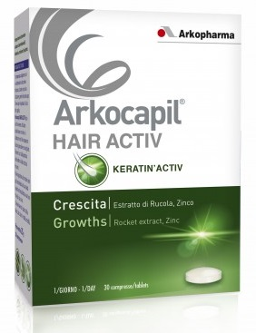 ARKOCAPIL HAIR ACTIV 3X30CPR - farmaventura.it