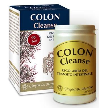 COLON CLEANSE POLVERE 150 G - FarmaHub.it