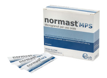 NORMAST MPS MICROGRANULI SUBLINGUALI 20 BUSTINE - Farmaunclick.it