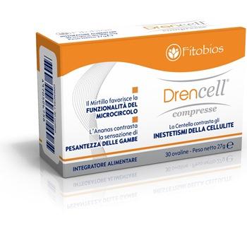 DRENCELL 30 COMPRESSE - Farmastar.it