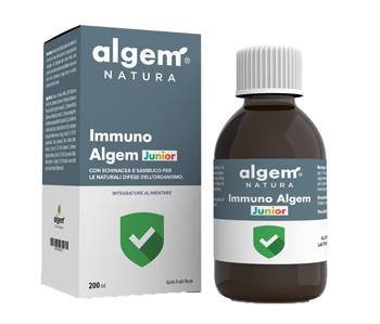 IMMUNO ALGEM JUNIOR 200 ML - Farmaseller