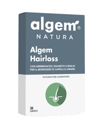 ALGEM HAIRLOSS 30CPR prezzi bassi