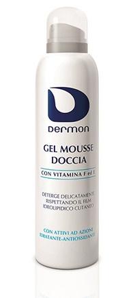 DERMON GEL MOUSSE DOCCIA 200 ML - Farmaunclick.it