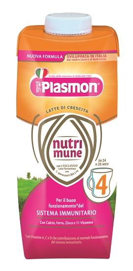 PLASMON NUTR STAGE 4 LIQUIDO 12 X 500 ML - Farmacia della salute 360