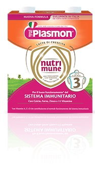 PLASMON NUTRI-MUNE 3 LIQUIDO 2 X 500 ML - Spacefarma.it