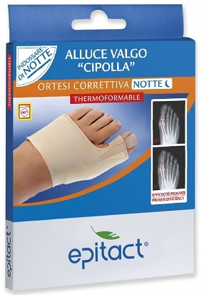 EPITACT ORTESI CORRETTIVA ALLUCE VALGO NOTTE M - Farmaci.me