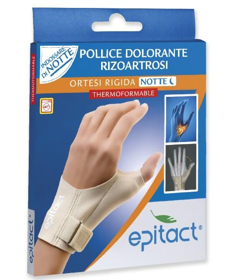 EPITACT ORTESI POLLICE MANO NOTTE DESTRA M - La farmacia digitale