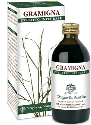 GRAMIGNA ESTRATTO INTEGRALE 200 ML - Farmacia Bartoli