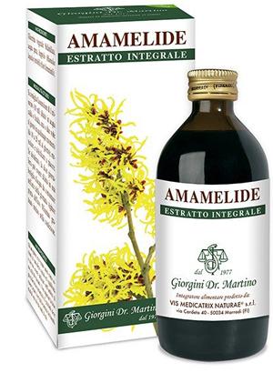 AMAMELIDE ESTRATTO INTEGRALE 200 ML - Farmaseller