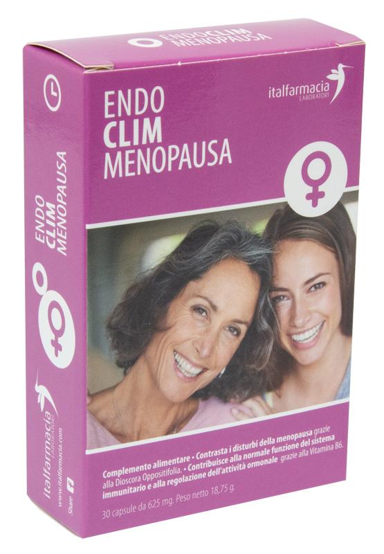 ENDO CLIM MENOPAUSA 30 CAPSULE - Farmalke.it