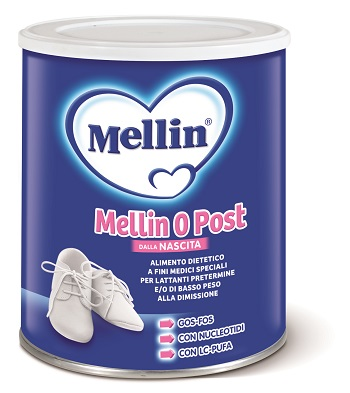 MELLIN 0 POST LATTE POLVERE 800 G - La tua farmacia online