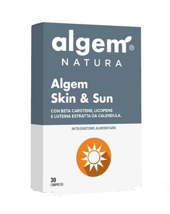 ALGEM SKIN & SUN 30 COMPRESSE - Farmaseller
