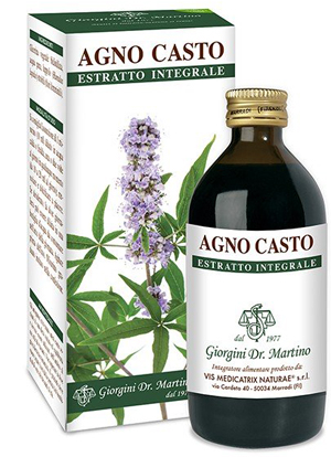 AGNOCASTO ESTRATTO INTEGRALE 200 ML - latuafarmaciaonline.it
