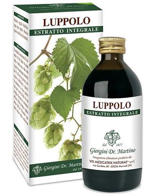 LUPPOLO ESTRATTO INTEGRALE 200 ML - Farmastar.it