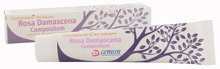 ROSA DAMASCENA COMPOSITUM BIO BALSAMO CEMON 45 ML - Zfarmacia