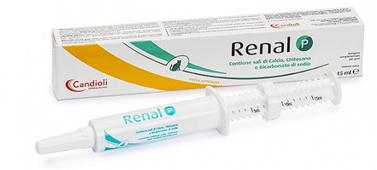 RENAL P PASTA SIRINGA DOSATRICE 15 ML - FARMAEMPORIO