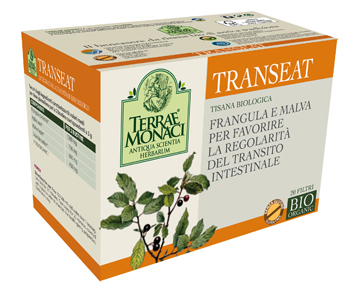 TERRAE MONACI TRANSEAT TISANA BIO 20 FILTRI DA 1,5 G -  Farmacia Santa Chiara