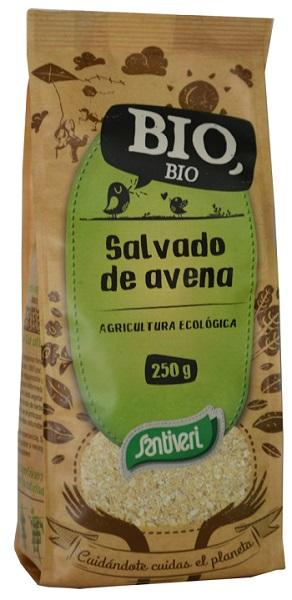 CRUSCA AVENA POLVERE 250 G SANTIVERI - Farmacia 33