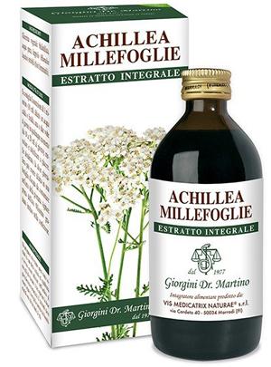 ACHILLEA ESTRATTO INTEGRALE 200 ML - Farmaci.me