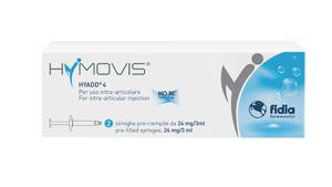 SIRINGA INTRA-ARTICOLARE HYMOVIS ACIDO IALURONICO 24 MG 3 ML 2 PEZZI - Farmacia Massaro