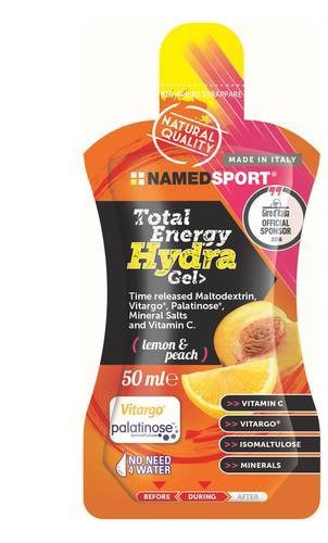 TOTAL ENERGY HYDRA GEL LEMON & PEACH 50 ML - FARMAPRIME