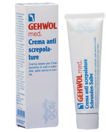 GEHWOL CREMA ANTISCREPOLATURE 40 ML - Farmastop