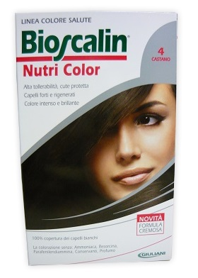 BIOSCALIN NUTRI COLOR 4 CASTANO 124 ML - Speedyfarma.it
