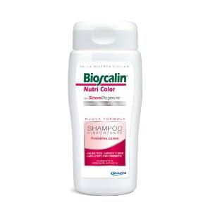 BIOSCALIN NUTRI COLOR SHAMPOO SINCROB 200 ML - Farmastar.it