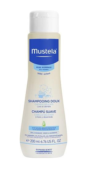 MUSTELA SHAMPOO DOLCE 200ML - Farmacia33