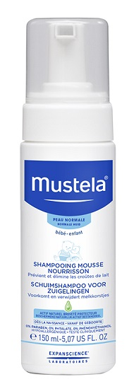 MUSTELA SHAMPOO MOUSSE 150 ML - Spacefarma.it