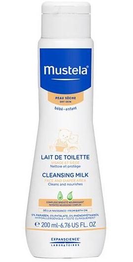 MUSTELA LATTE DI TOILETTE 200 ML - Farmia.it
