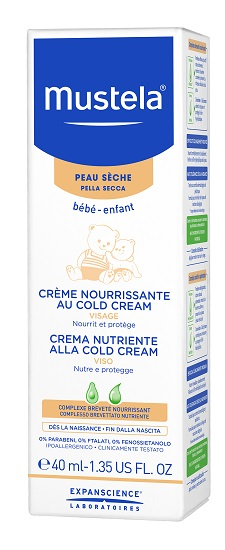 MUSTELA CREMA NUTRIENTE CON COLD CREAM 40ML - Farmawing