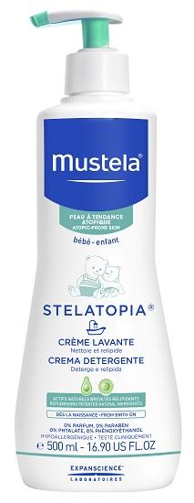 Mustela Stelatopia Crema Detergente per Pelli Secche a Tendenza Atopica 200ml - Sempredisponibile.it