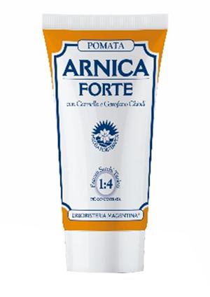 ARNICA FORTE POMATA 50 ML - Parafarmaciaigiardini.it