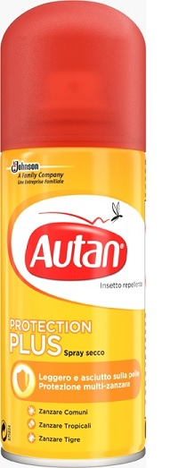 AUTAN PROTECTION PLUS SPRAY 50 ML - Farmapage.it
