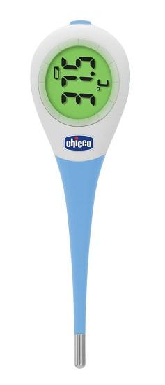 CHICCO TERMOMETRO DIGITALE FLEX 10 SECONDI NOTTE - Farmaciacarpediem.it